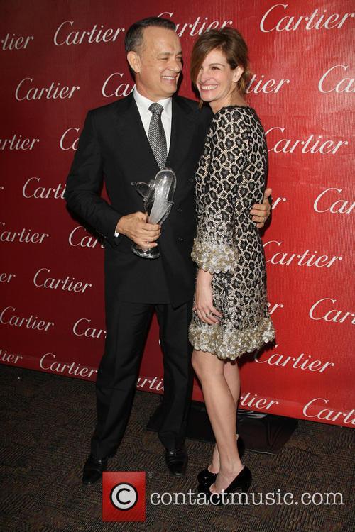 Tom Hanks and Julia Roberts 4