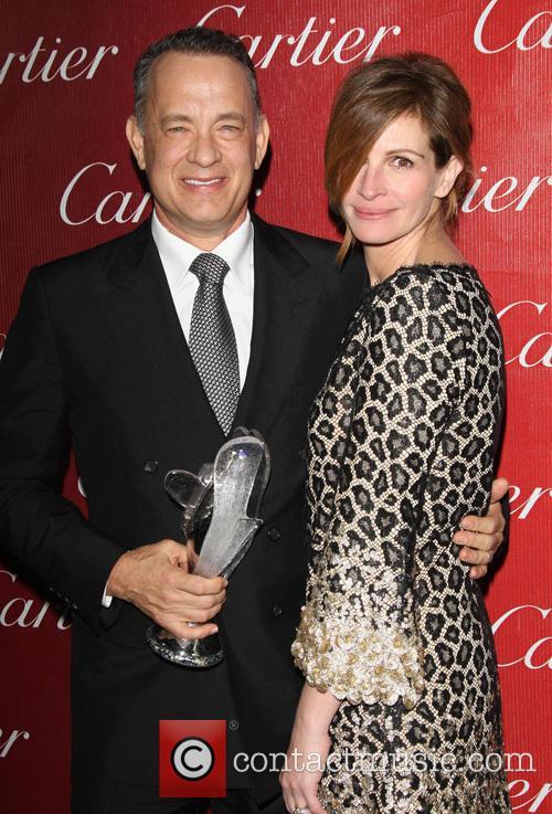 Tom Hanks and Julia Roberts 5
