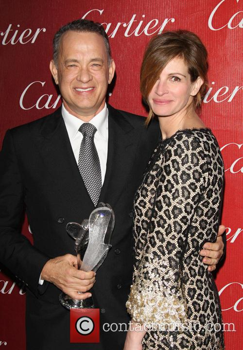 Tom Hanks and Julia Roberts 8
