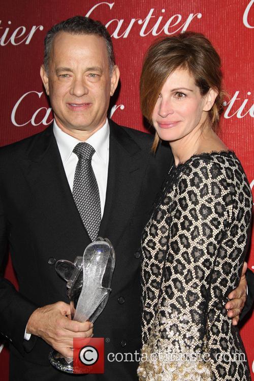 Tom Hanks and Julia Roberts 9