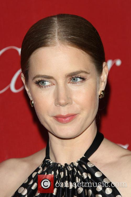 Amy Adams, Palm Springs Convention Center
