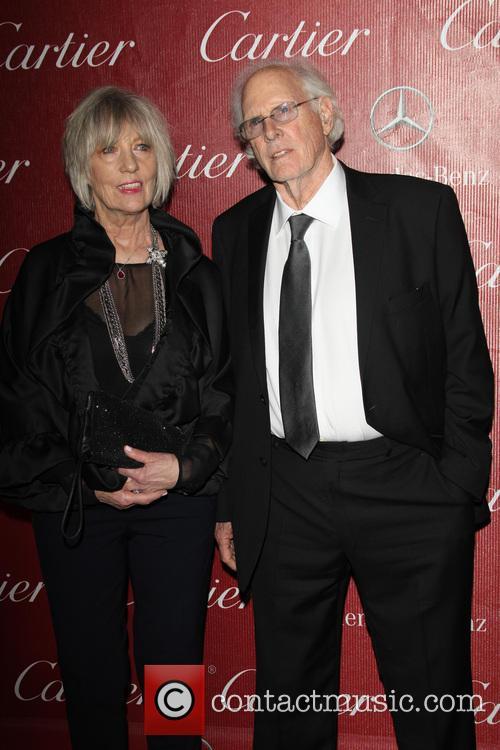 Andrea Beckett and Bruce Dern 2