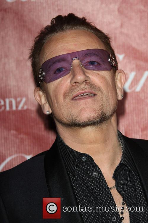 Bono and U2 2