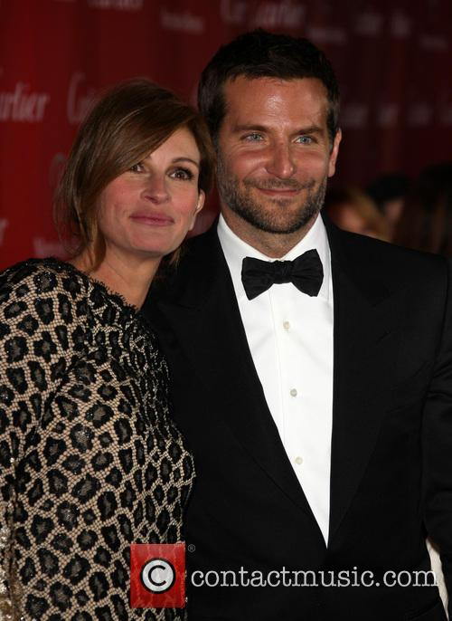 Bradley Cooper and Julia Roberts 8