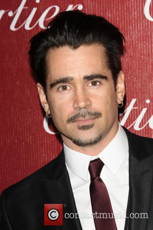 Colin Farrell, Palm Springs Convention Center