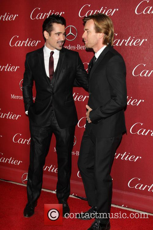 Colin Farrell and Ewan McGregor 4