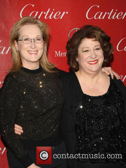 Meryl Streep and Margo Martindale 7