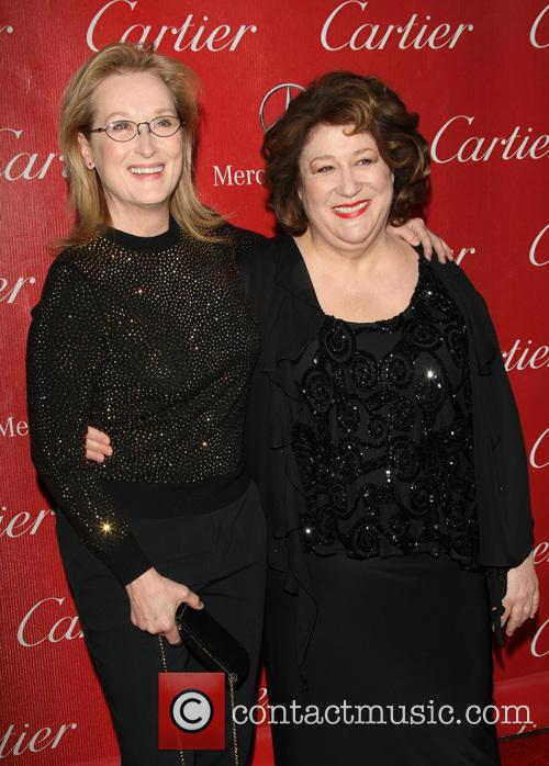 Meryl Streep and Margo Martindale 11