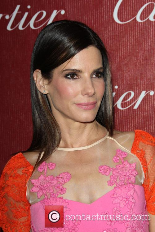 Sandra Bullock, Palm Springs Convention Center