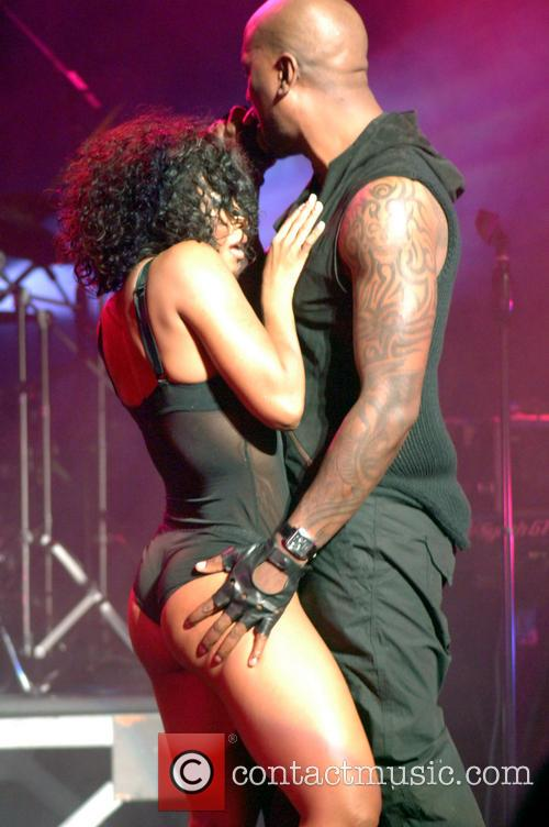 Tyrese Gibson Performs In Dallas