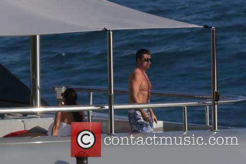 Simon Cowell and Lauren Silverman 18