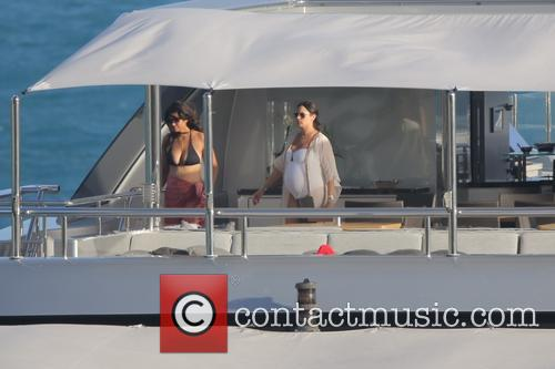 Simon Cowell and Lauren Silverman 23