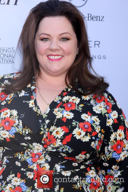 Melissa McCarthy, Parker Palm Springs Hotel