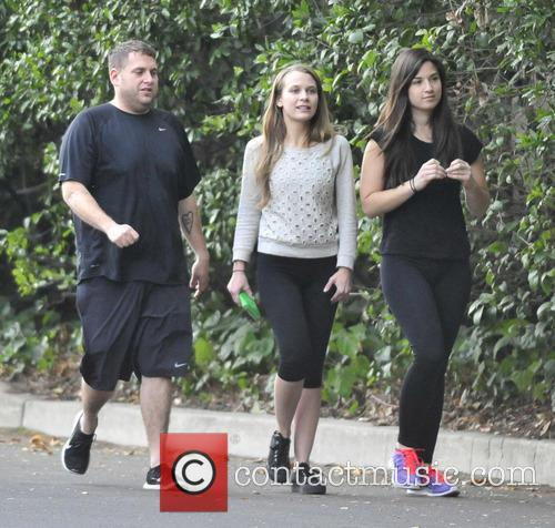 Jonah Hill and Isabelle McNally 11