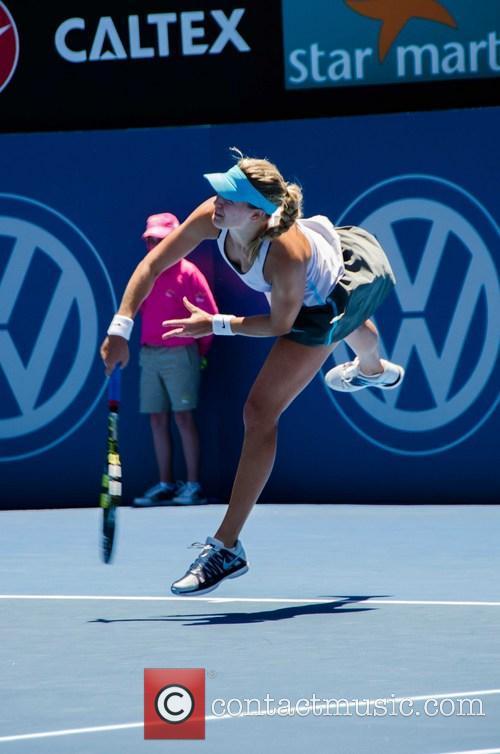 Tennis and Eugenie Bouchard 2
