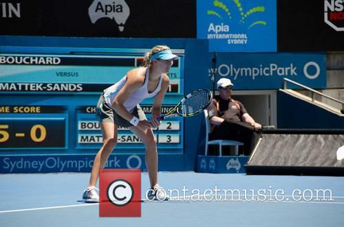 Tennis and Eugenie Bouchard 5
