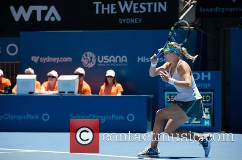 2014 Sydney Tennis Tournament - Day 2