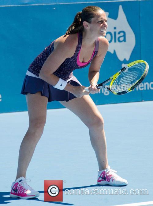 Tennis, Roberta Vinci, Sydney Olympic Park/ Tennis Centre
