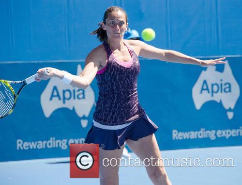 Tennis and Roberta Vinci 4