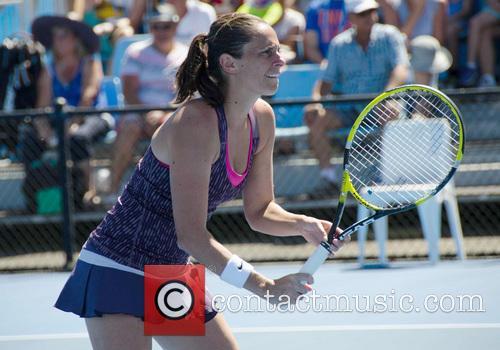 Tennis and Roberta Vinci 7