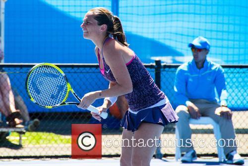 Tennis and Roberta Vinci 8