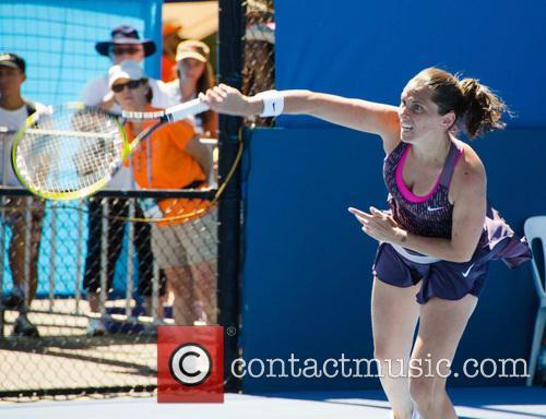 Tennis and Roberta Vinci 1