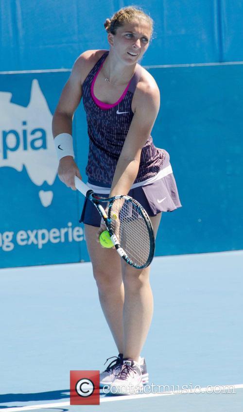 Tennis and Sara Errani 1