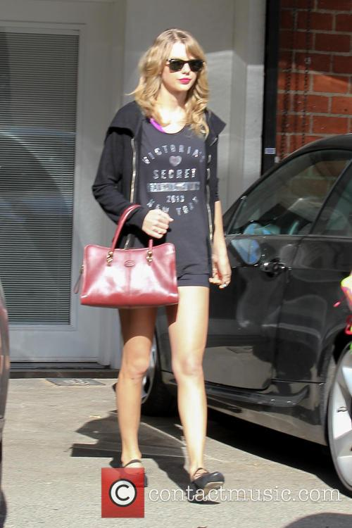 taylor swift taylor swift leaving the gym 4011735