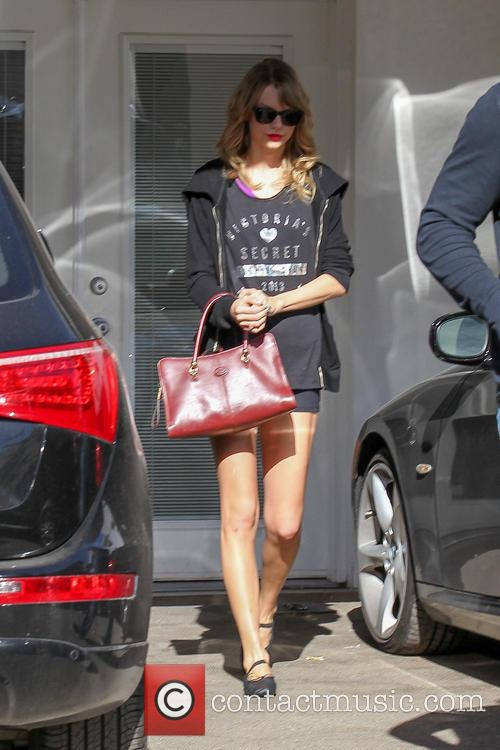 taylor swift taylor swift leaving the gym 4011736