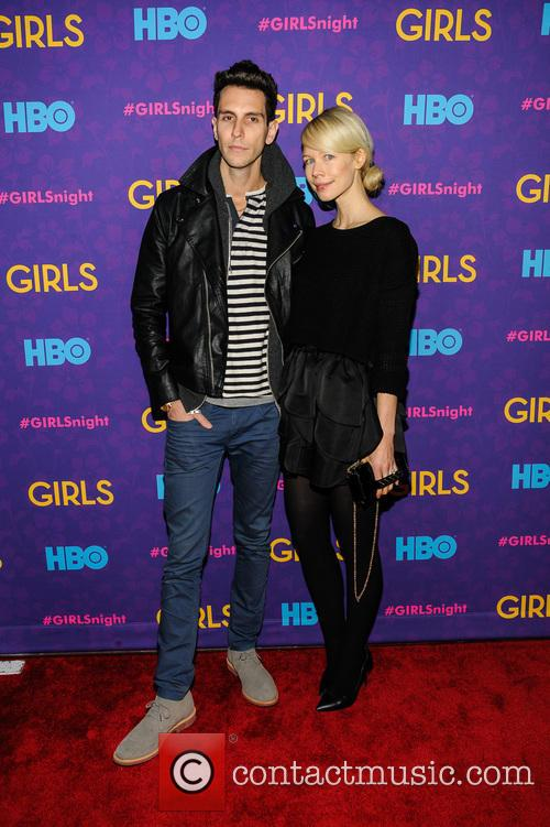Gabe Saporta and Erin Fetherston 6