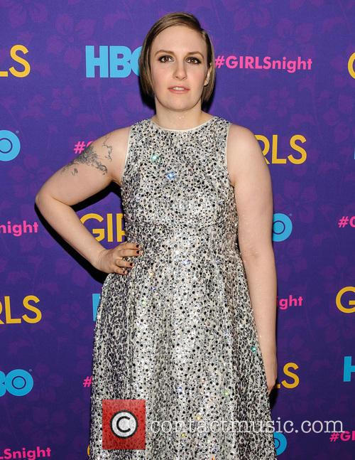 Lena Dunham Girls Season 3 Premiere