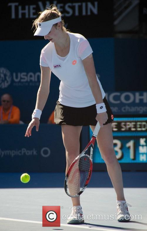 Tennis and Ekaterina Makarova 10