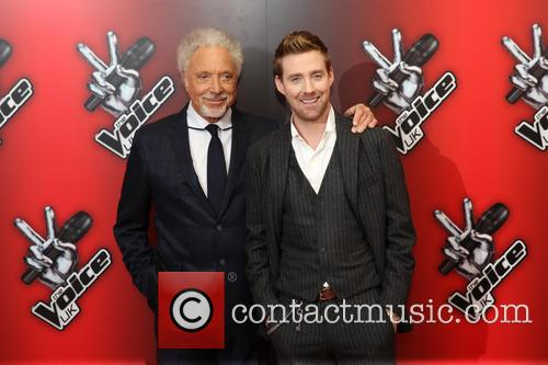 The Voice UK Red Carpet Launch