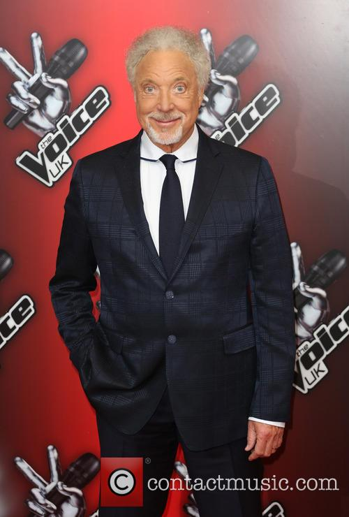 The Voice U.K. Red Carpet Launch