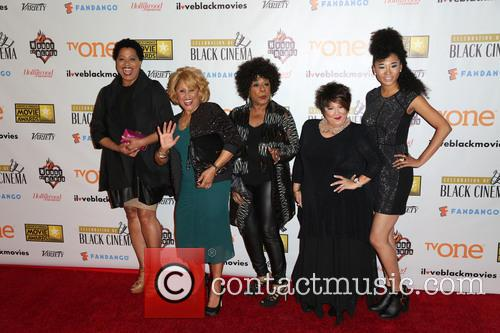 Lisa Fischer, Darlene Love, Merry Clayton, Tata Vega and Judith Hill 2