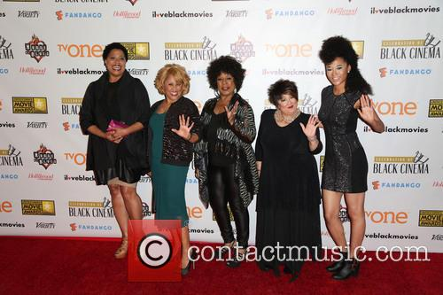 Lisa Fischer, Darlene Love, Merry Clayton, Tata Vega and Judith Hill 1