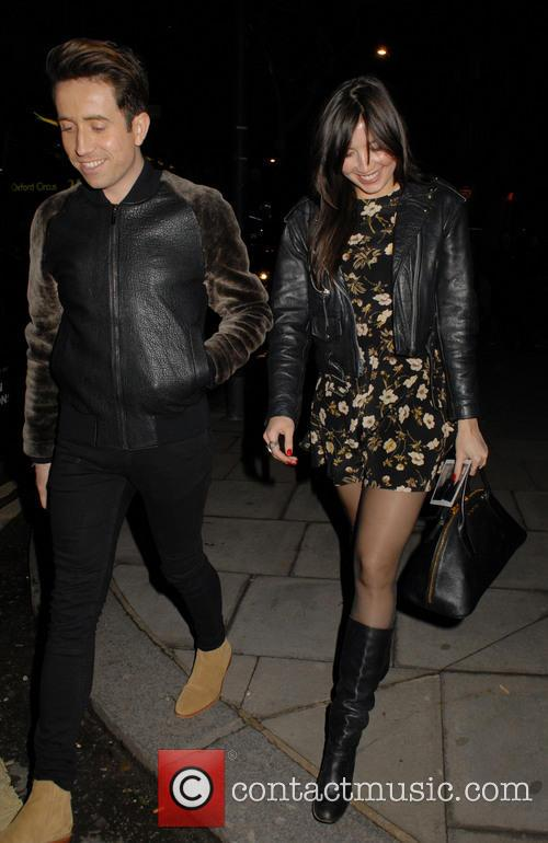 Nick Grimshaw and Daisy Lowe 3