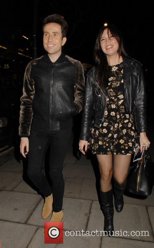 Nick Grimshaw and Daisy Lowe 6