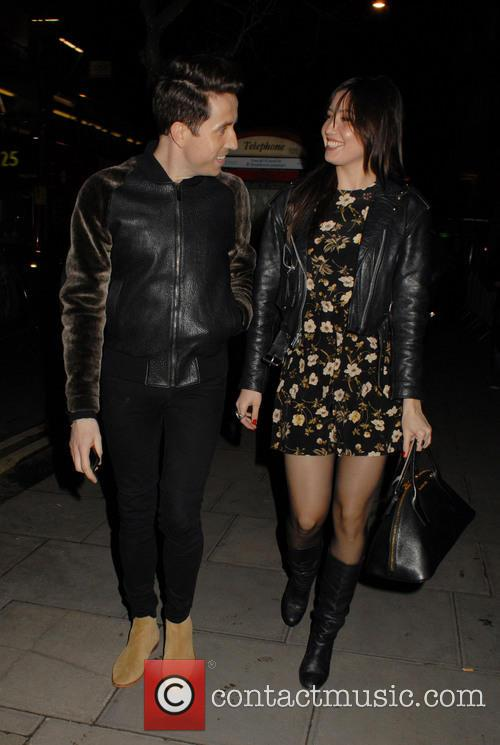 Nick Grimshaw and Daisy Lowe 7