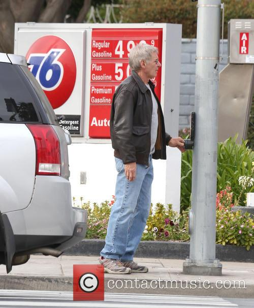 Harrison Ford, brentwood