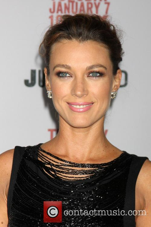 Natalie Zea, Justified Premiere Screening