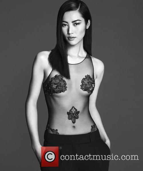 Liu Wen modelling for La Perla