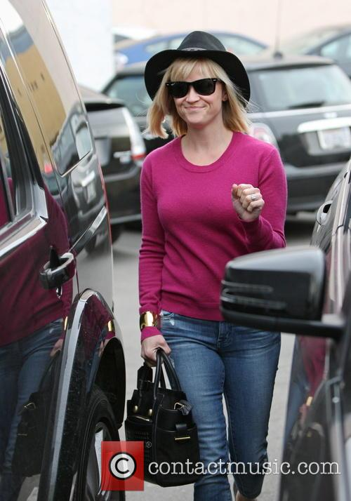Reese Witherspoon Iin Beverly Hills