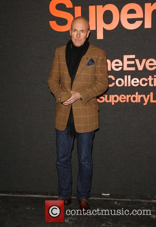 The Superdry AW14 event, London Collections: Men