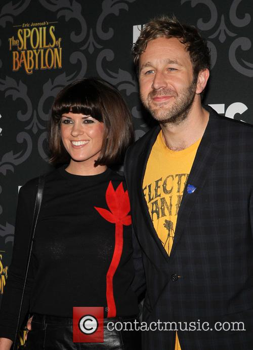 Chris O'Dowd, Dawn Porter, DGA Theater