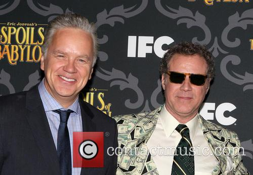Tim Robbins and Will Ferrell 4