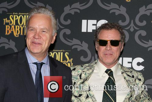 Tim Robbins, Will Ferrell, DGA Theater