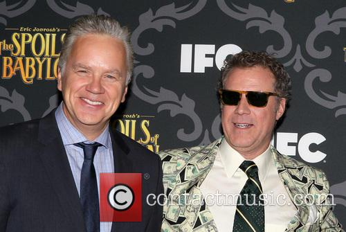 Tim Robbins and Will Ferrell 9