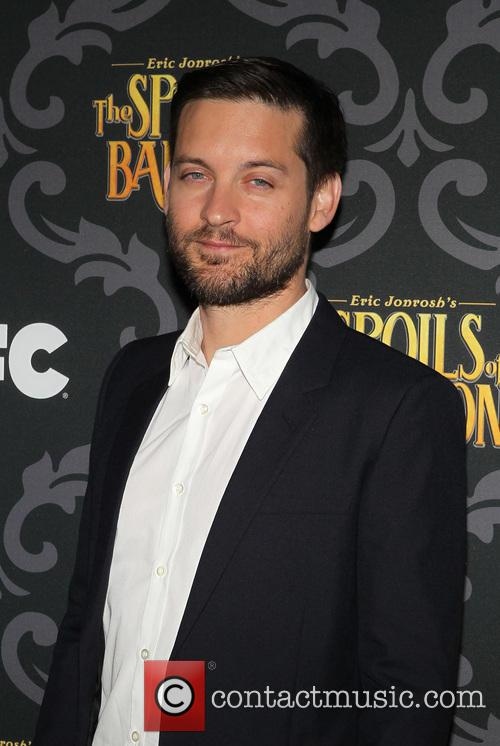 Tobey Maguire 8