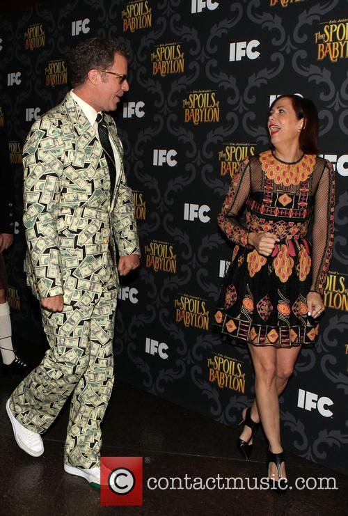 Will Ferrell and Kristen Wiig 5